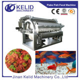 High Quality High Consumption Flake Fish Food Processing Machine