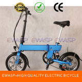 Ewasp Brand 36V 250W Hidden Battery Foldable Electric Bicycle, Folding Ebike, Electric Foldable Bike