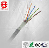 Double Sheath Cat5e Data Cable for Digital Communication