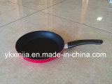 Kitchenware Aluminum Steak Pan Pizza Pan Frying Pan