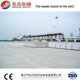 High Efficiency Autoclaved Aerated Concrete Construction Machinery
