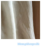 Grid Silk Fabric for Women′s Casual Dresses