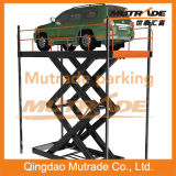 Lifting up Car Storage Lifts for Garages