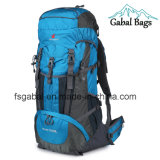 80L Cross Body Pack Camping Hiking Sports Bags Backpack