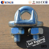 Wire Rope Clips Us Type Galvanized Drop Forged Cable Clamp