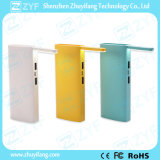 Dual USB Port Power Bank with Foldable LED Light (ZYF8030)