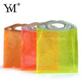 New Style Promotional Wholesale Fashion Hot Popular PVC Transparent Bag