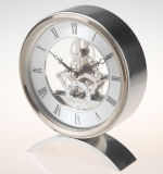 Handmade Special Fashion Craft Table Clock K3043 Skeleton Clock Kit Souvenir and Giveaways Gift Set