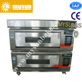 4 Trays 2 Layer Electricity Deck Pizza / Bread Oven