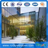 Exposed Framing Glass Curtain Wall