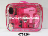 Plastic Toys Beauty Set DIY Toy Set for Girl (0751264)