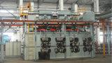 Q383-4 Hanging Chain Through Type Shot Blast Cleaning Machine