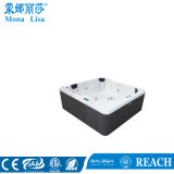 Economic Six People Use Acrylic Outdoor Massage SPA Tub (M-3301)