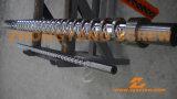 Plastic Etruder Machines Hard Chrome Coated Screw Barrel
