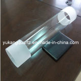 Quartz Transparent Glass Tube