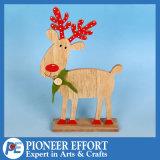 Deer Design Top Table Decor for Christmas Decoration or Christmas Gift