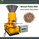 Hot Sale Ce Approved Rice Bran Pellets Machine Small Wood Pellet Mill for Sale