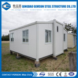 China Supply Container House for Labor Camp/Office/Workers Accommodation/Apartment