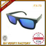 Fx-79 Ebony/ Blackwood Sunglasses with Blue Lens