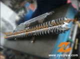 Parallel Twin Screw Barrel for PVC Extrusion Parallel