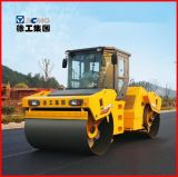 Double-Drum Vibratory Road Roller 12ton Road Compactor
