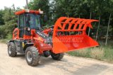1.2 Ton Front End Loader (HQ912) with Grapple Bucket