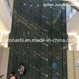 Green Indian Jungle Marble Countertop Tiles
