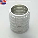 Machining Finish Aluminum Precision CNC Turning Parts for Camera