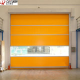 High Speed Imported PVC Fabric Roller Shutter Door for Sale