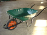 Manufacturing Hot Sales Wheel Barrow/Pushcart in South Africa Market (wb3806)
