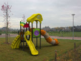 Natural Luminous Series Outdoor Play Structure (LE-YG049)