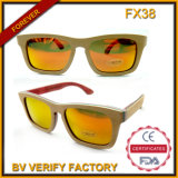 Fx39 Latest 100% Handmade Polarized Bamboo Sunglasses