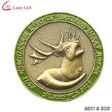 Gold Enamel Souvenir Antique Badge (LM1032)