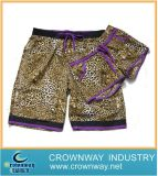 Swimwear Beach Pattern Board Shorts for Lover (CW-LB-S-1)