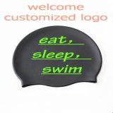 Custom Made Swimming Cap Made of 100% Food Grade Silicone
