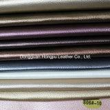 High Quality Synthetic Glitter PU Leather for Furniture (Hongjiu-806#)