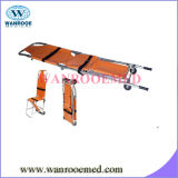 Ea-6e Hospital Adjustable Rescue Ambulance Wheelchair Folding Stretcher