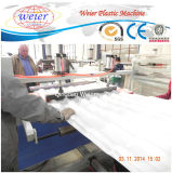 Production Line for Manufacturing Transparent PVC/Pet/PC Corrugated Roofing Sheet