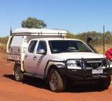 4WD Adventure 4X4 Fiberglass Hard Shell Car Roof Top Tent