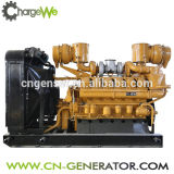 Ce Approved Gas/Electric Motor Diesel Generator Sets with Jichai Engine