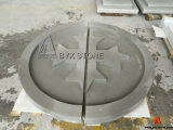 White Sandstone Carving for Building Exterior Walling