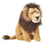 Lion Plush Soft Stuffed Toy