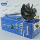 JHJ/JH5 06K145722H 06K145702N IS38 turbine wheel shaft wheel turbine shaft fit 2014 Golf 7 and 2013 A3/TT/S3