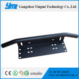 Waterproof Vehicle Plate Number Mounting Bracket for All Cars