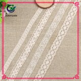 New Arrival Polyester Embroidery Tassels Lace for Garment