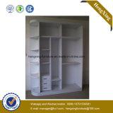 Bedroom Set / Storage Cabinet / Modern White Wardrobe Closet (HX-LC2256)