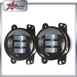 "LED Fog Light for Harley Motorcycle, 4"" Fog Light for Honda Cars"