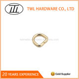 Wide Use Customized Metal Welded D Ring Buckle for Bag Accessories