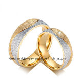 Gold Plated Couple Ring Love Ring Best Price Ring