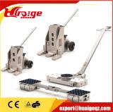 Industrial Euipment Roller Skates 12 Ton Cargo Trolley